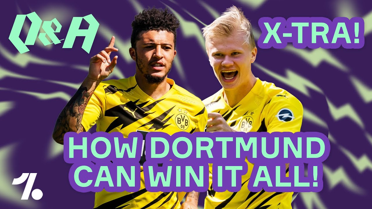 Why selling Sancho isn't the only problem Dortmund have! ► Q&A X-Tra!