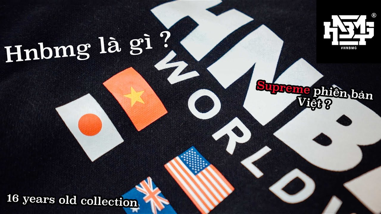 HNBMG là gì ? | HNBMG collection