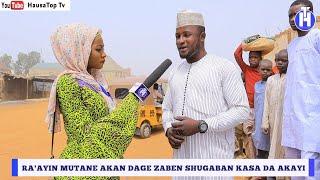 Raayin Mutane Akan Dalili Dage Zaben Shugaban Kasa Da Akayi  Street Questions  HausaTop Online Tv