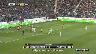 Video Gol Pertandingan Borussia Dortmund vs Juventus