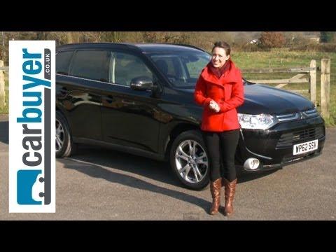 Mitsubishi Outlander SUV 2013 review - CarBuyer