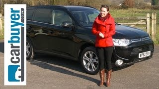 Mitsubishi Outlander 2013 Videos