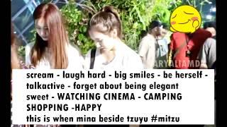 MINA X TZUYU : GIRLS LIKE YOU #MITZU