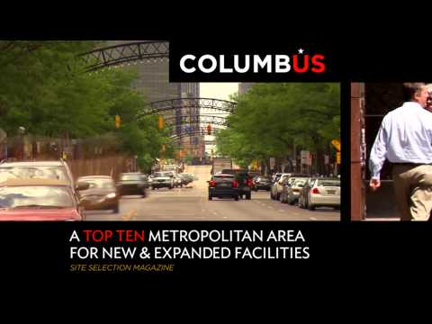 Business Site Selection Advantages of Columbus, Ohio