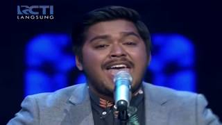 OUTSTANDING Voice! NIALL HORAN THIS TOWN COVER On Indonesian Idol