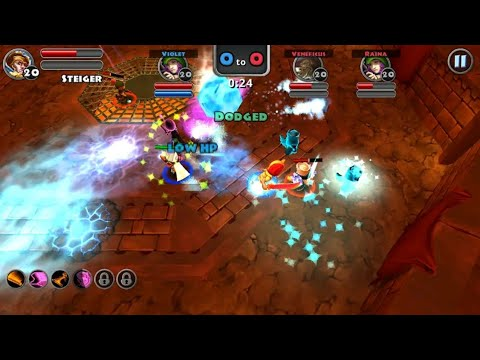 Dungeon Quest Rpg Android Gameplay