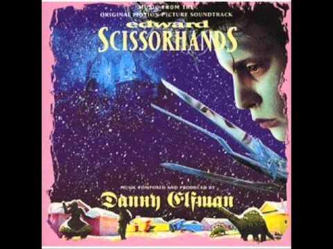 Edward Scissorhands Soundtrack - Main Theme (Danny Elfman)
