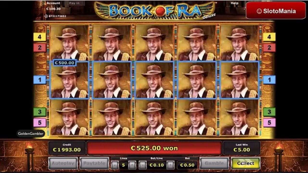 Jackpot City Book Of Ra