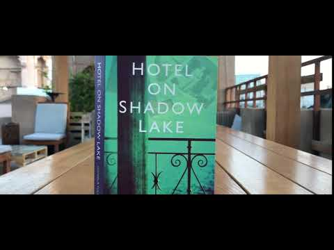 Hotel on Shadow Lake by Daniela Tully Book Launch, Dubai