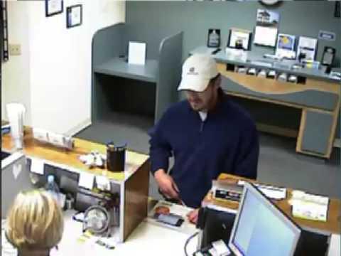 Viera Bank Robbery Suspect Robs Community Credit Union