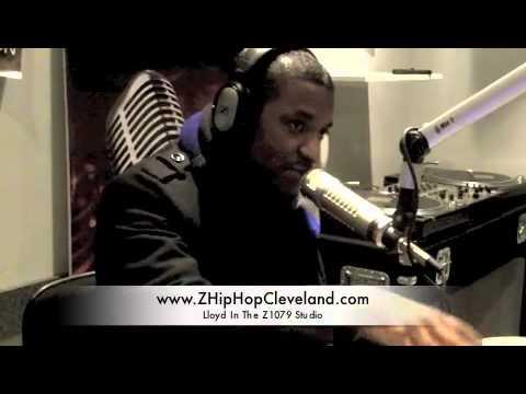 Lloyd In The Studio Interview