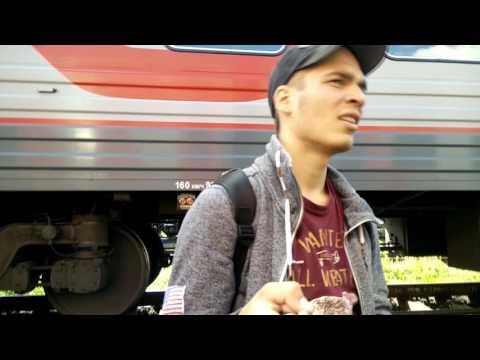 ●Будни проводника - приём вагона●