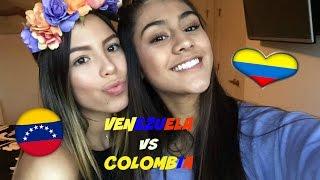 Palabras Venezolanas & Colombianas♡