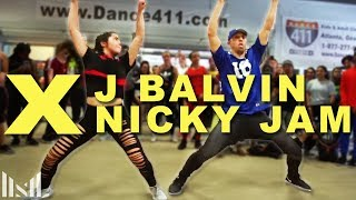 Baixar X (Equis) - Nicky Jam & J Balvin Dance | Matt Steffanina | DANCECON 6: Atlanta