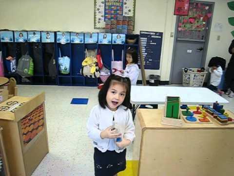 Tzu Chi Great Love Preschool and Kindergarten 3 years old