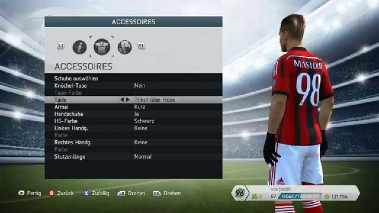 Hachim Mastour Fifa 17