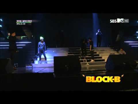 BLOCK B - MOVIE'S OVER (MTV Clip)