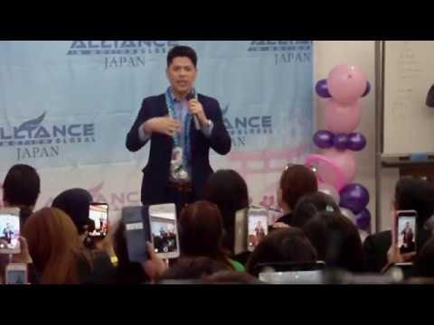 mr. John Aspirin Special training in Aichi ken Japan 03 26 2017
