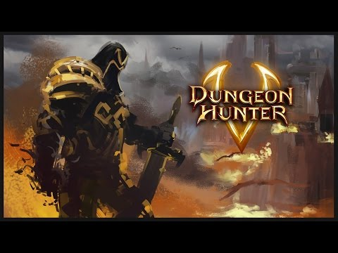 Dungeon Hunter 5 On Shield Android TV
