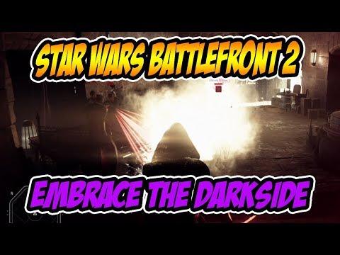 STAR WARS BATTLEFRONT 2  Embrace the Dark Side  Tier 3 SOLO