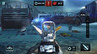 Top 10 BEST Shooting games for Android 2017
