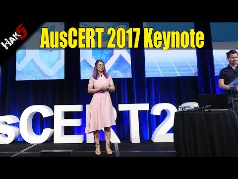 AusCERT2017 Keynote: Of Hardware and Humans: Exploiting the Universal Attack Vector