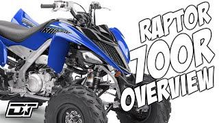 2021 Yamaha Raptor 700R Detailed ATV Overview