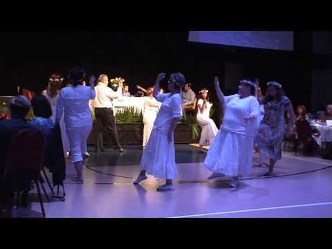 Messianic Dance Kadosh Kadosh Kadosh 2013 Passover Seder