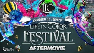 Life In Color Festival - Rebirth Tour - Washington, D.C. - 9/21/13 - GLOW WASHINGTON DC -