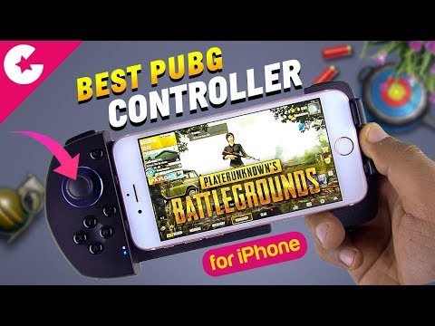BEST PUBG Mobile Controller For iPhone - GameSir G6/G6s Review!!