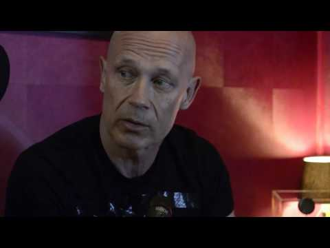 "Accept Interview About ""The Rise Of Chaos"" @ The Riff, Helsinki, Finland June 19th, 2017"