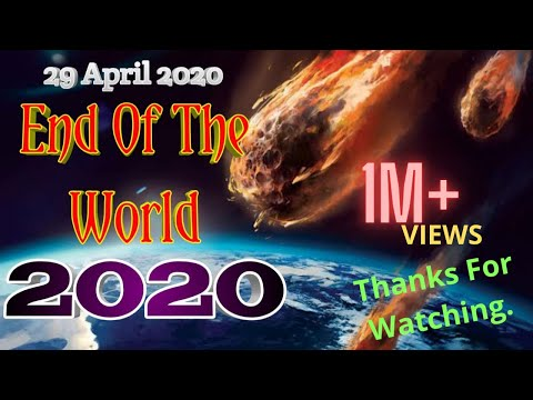 End Of The World 2020 ll English Movie 2020 ll 29 April 2020 ll Full Movie HD
