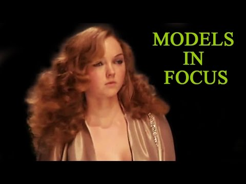 Models in Focus || Super Models || Alexandra Agoston O'connor || Lily Cole ||