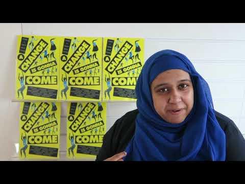 #ChangeBook - Introducing Yasmin Rahman