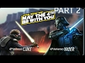STAR WARS DAY CELEBRATION!|MAY THE 4TH BE WITH YOU BATTLEFRONT LIVE STREAM 2