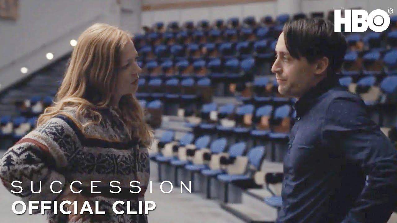 'Sibling Brawl' Ep. 2 Official Clip | Succession | HBO