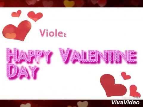 Valentine Video Card YouTube – Valentine Video Cards