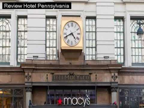 book hotel pennsylvania new york