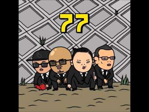 PSY(싸이)_Year of 77(77학개론) (Feat. LeeSsang, 김진표)