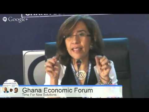 Ghana Economic Forum 2014, Second Session