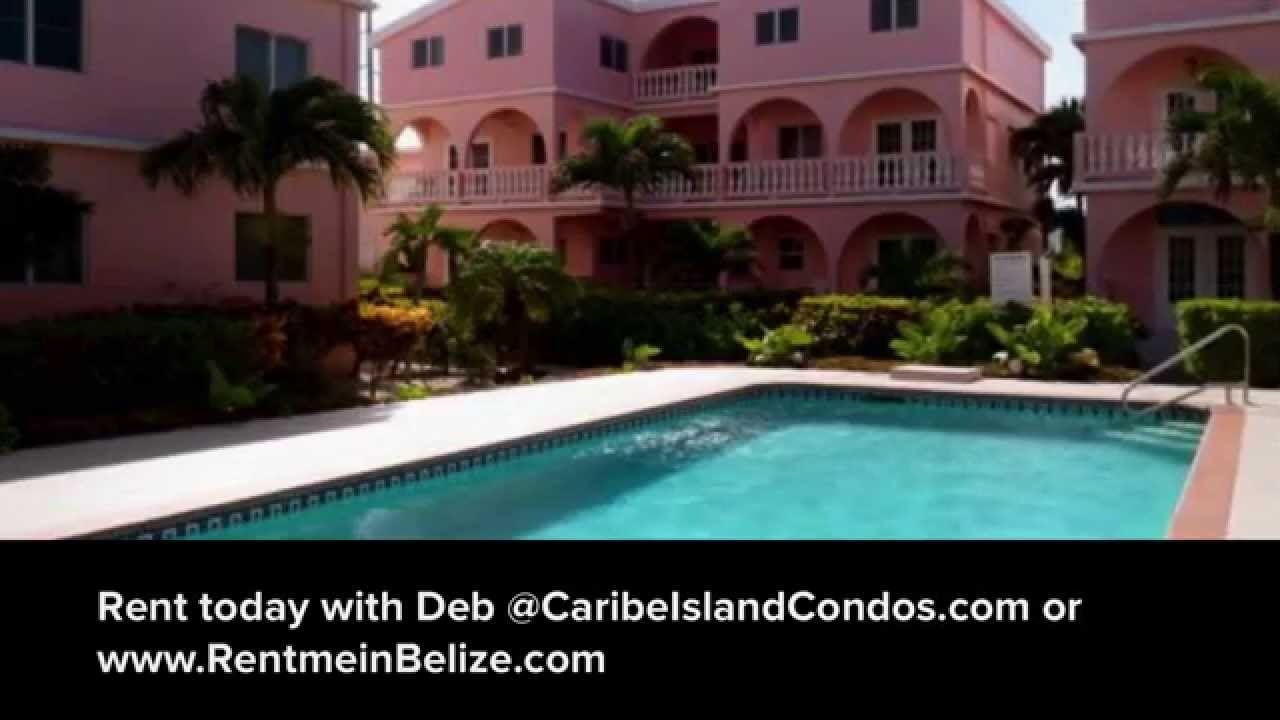 RENT ME IN BELIZE - San Pedro Ambergris Caye Condos for rent