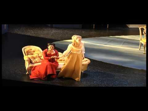 Opera Vanessa Act 1 scene 2