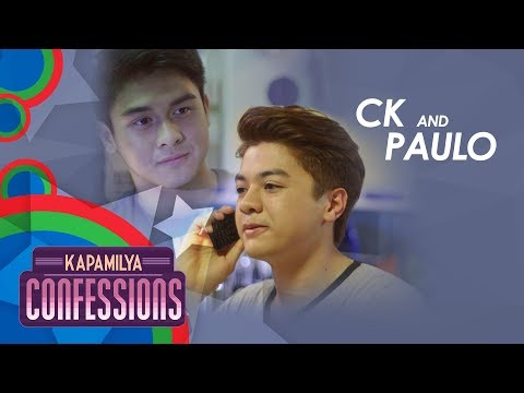 Kapamilya Confessions with CK and Paulo | YouTube Mobile Livestream