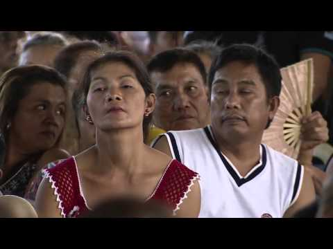 Inauguration of the Lipa-Alaminos Road (Speech) 4/21/2016