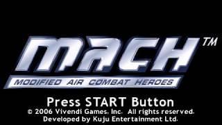 【PSP】M.A.C.H. MODIFIED AIR COMBAT HEROES OP