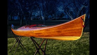 Making the Petrel Play - a Cedar Strip Kayak