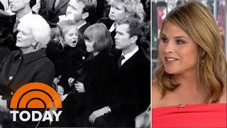 Jenna Bush Hager Relives 1989 Inauguration: I'm The 'Very Well Behaved' One! | TODAY