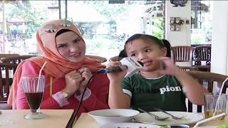 SIBUK KERJA ANGEL LELGA AJAK ANAK SEKALIAN LIBURAN – MOM & KIDS EPS 115 ( 1/3 )