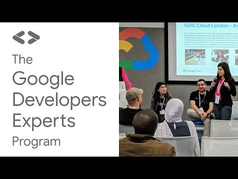 The Google Developers Experts Program
