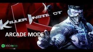 Killer Instinct: Shadow Jago Arcade Mode 1080P HD